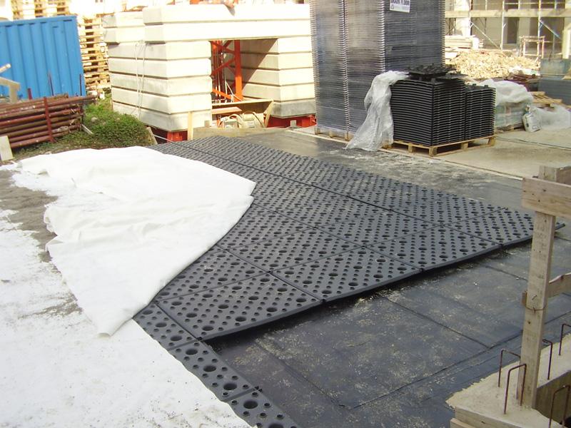 Frain Floor Progettato per la realizzazione dei giardini pensili
