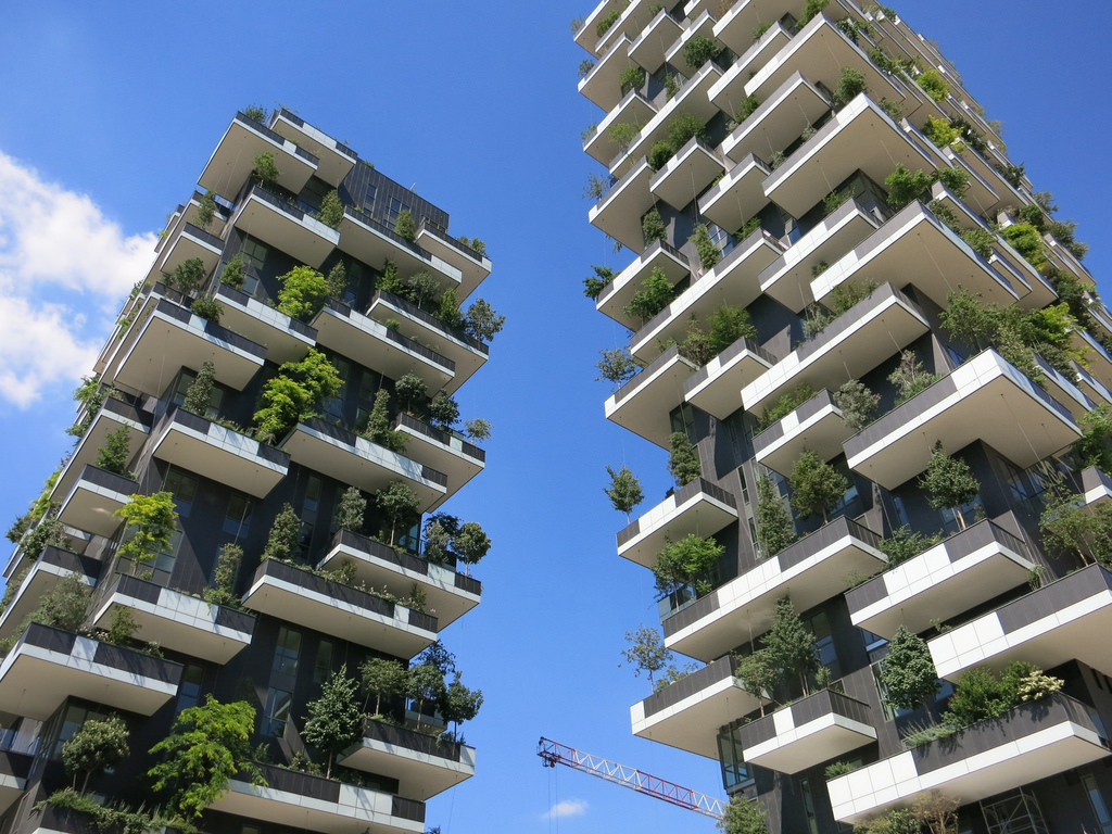 Image result for bosco verticale milano
