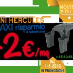 Promozione Mini Hercules