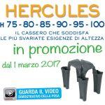 Hercules in promozione