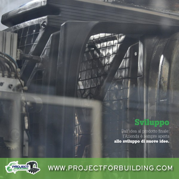 project for building – sviluppo